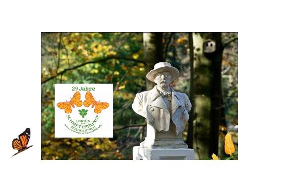 Seit mehr als 25 Jahren fliegen in Friedrichsruh die Schmetterlinge der Fürstin Elisabeth von Bismarck. Deutschlands ältester Schmetterlingsgarten lockt Jahr für Jahr über 80.000 Besucher in den Sachsenwald.