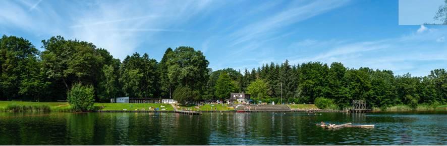 Der Tonteich ist ein Badesee und gehört zur Gemeinde Wohltorf. Zu zwei Drittel ist er ein öffentliches Schwimmbad und zu einem Drittel an den privaten TTK Tontaubenklub Sachsenwald. e.V. verpachtet.